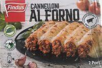 Cannelloni Al Forno - Product