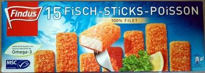Fisch-Sticks-Poisson Findus - Product