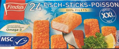 Fish Sticks Poisson - Product - fr