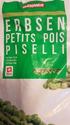 Erbsen petits pois piselli - Prodotto - fr