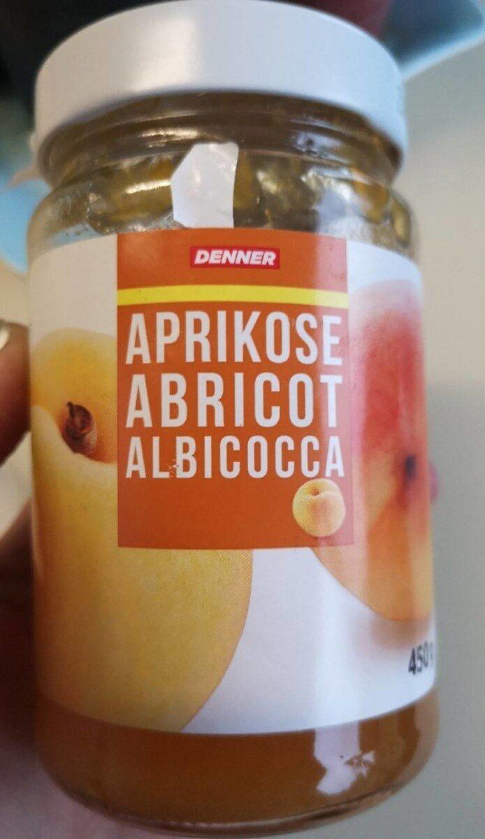 Confiture d'abricots - Produit