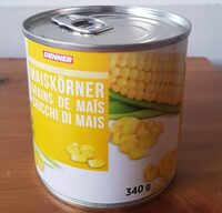 Maiskörner - Product - fr