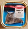 Miau! Terrine au saumon et à la truite - Produit