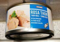 Thon Rose à l'eau salée - Prodotto - pt