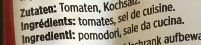 Tomatenpüree - Ingredients - de