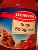 Sauce  bolognaise - Produit