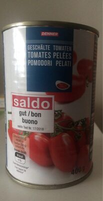 Tomates pelées - Prodotto - fr