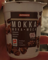 Yogourt moka ferme - Produit - fr
