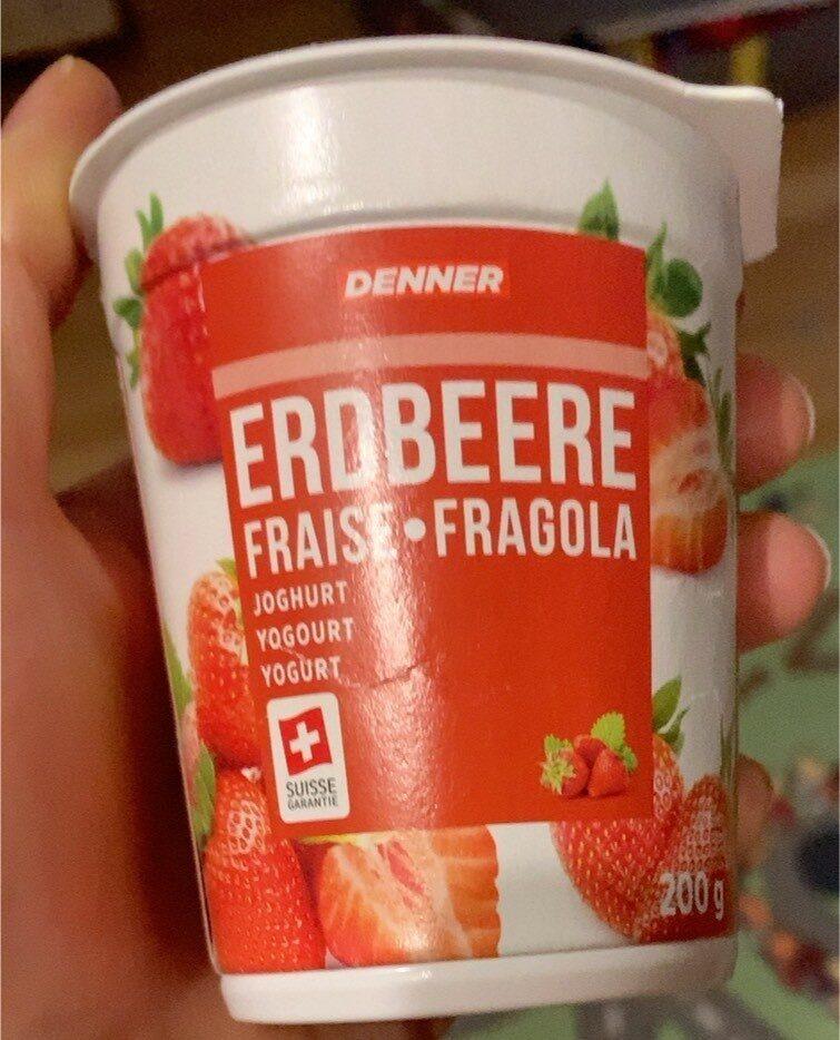Erdbeere joghurt - Prodotto - de
