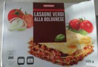 Lasagne verdi alla bolognese - Prodotto - it
