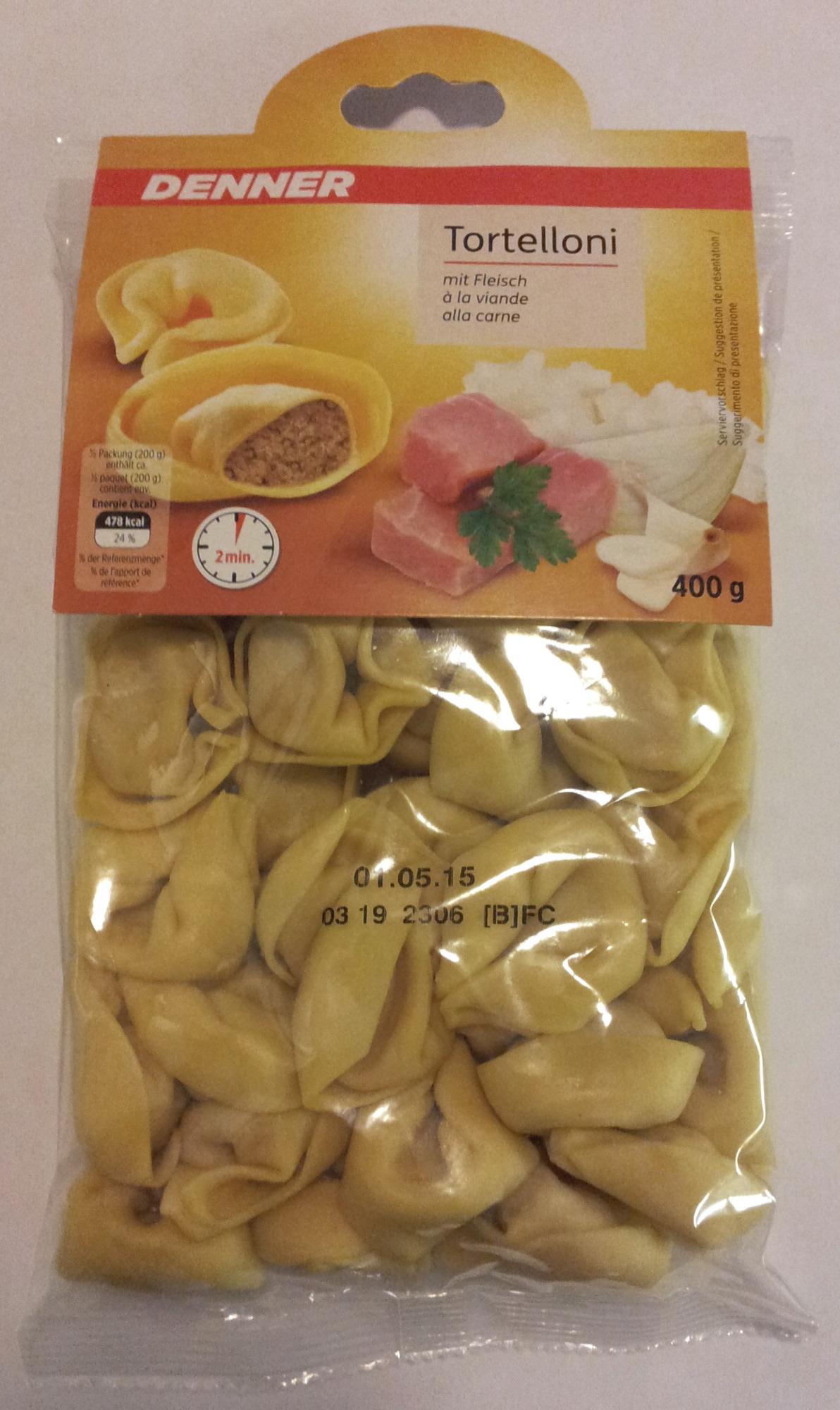 Tortelloni à la viande - Produit - fr