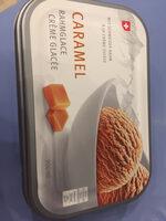 Crème glacée Caramel à la crème suisse - Prodotto - fr