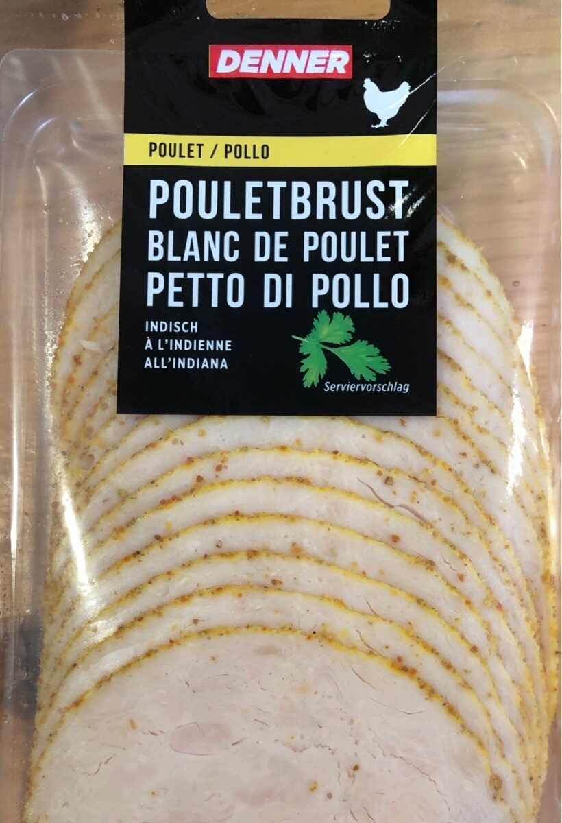 Poulet Brust Indisch - Product - fr