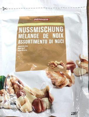Denner, Melange de noix - Produit