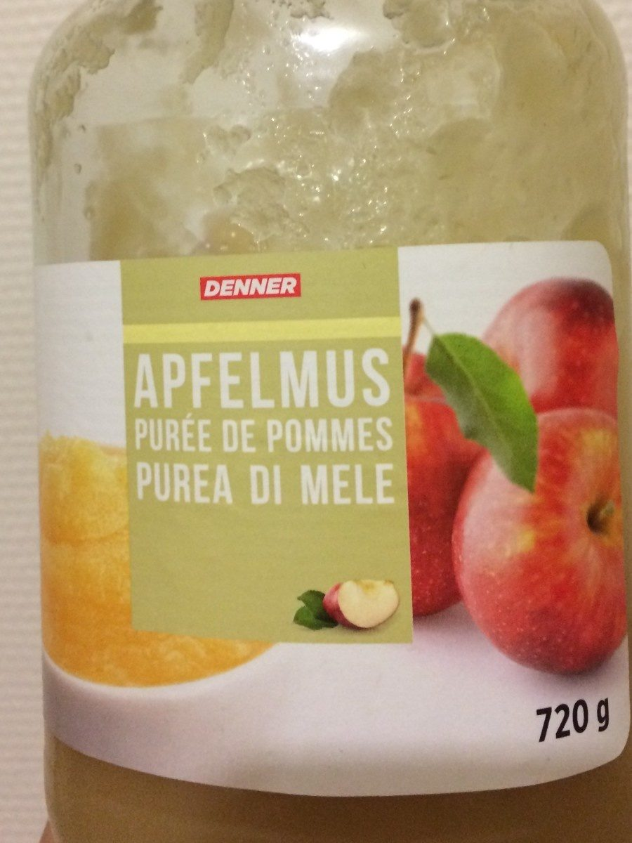 Apfelmus Gezuckert Pasteurisiert - Product
