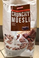 Crunchy Müesli - Product - fr