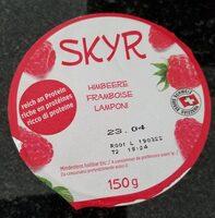 Skyr Framboise - Produit - fr