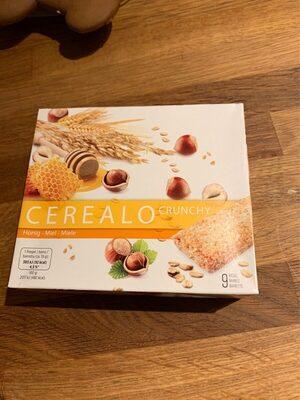 Cerealo crunchy - Product - fr