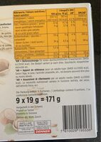Cerealo crunchy - Nutrition facts - fr