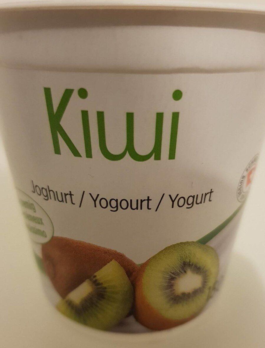 Kiwi yogourt - Product