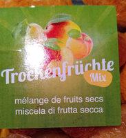 mélange de fruits secs - Product - fr