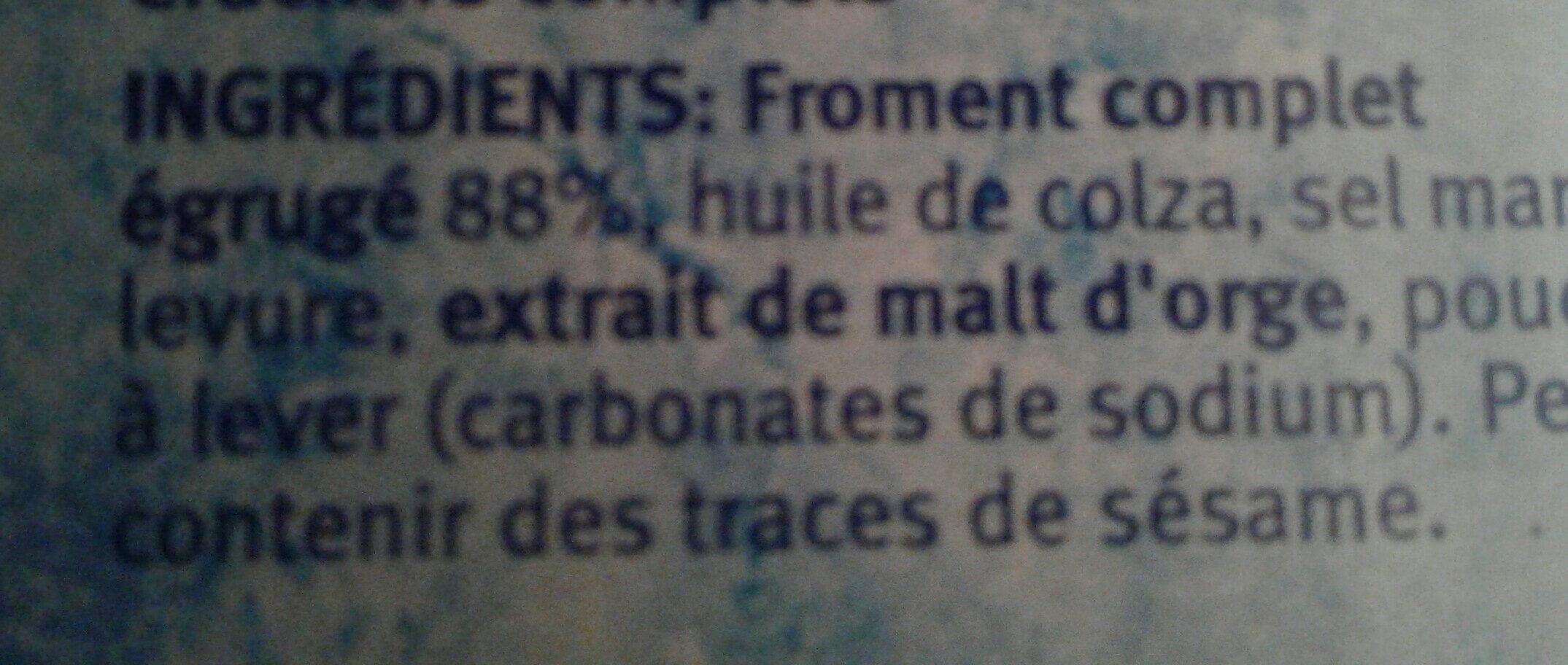 Dar Vida nature - Ingredienti - fr