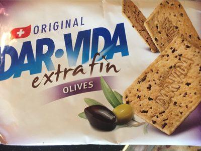 ORIGINAL OLIVES extra fin - Produit - fr
