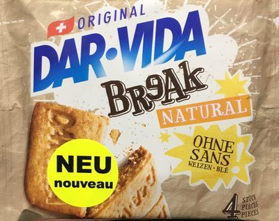 Dar Vida Break - Produit - fr