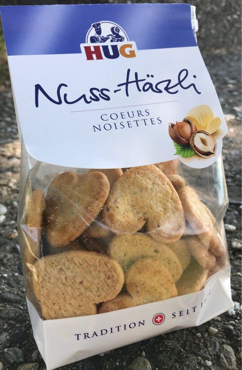 Cœurs Noisettes - Prodotto - fr