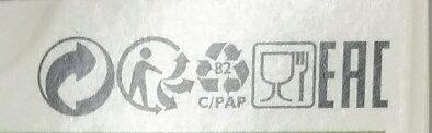 Larmes de Poire Williams LAIT - Recycling instructions and/or packaging information - fr
