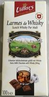 Chocolat aux Larmes de Whisky - Product - fr