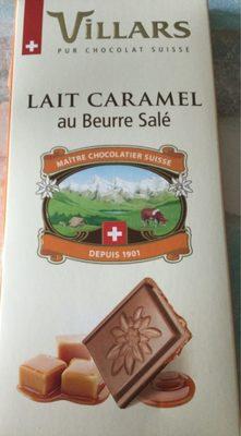 Chocolat Lait Caramel au beurre salé - Product