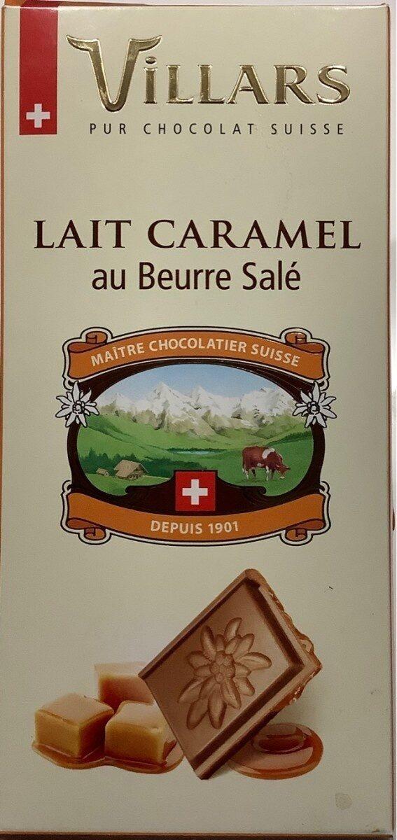 Chocolat Lait Caramel au beurre salé - Prodotto - fr