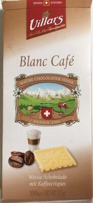 Blanc Café - Produto