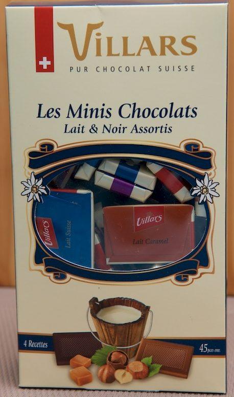 Les Minis Chocolats Lait & Noir Assortis - Produto - fr