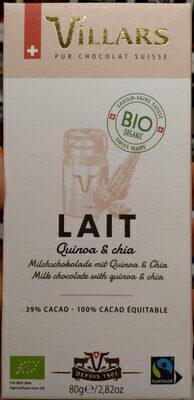 Lait Quinoa  Chia - Prodotto - en
