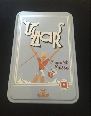 Les mini chocolats suisses - Product - fr