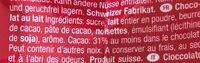 Munz Napolitains 250G Beutel - Ingrédients - fr