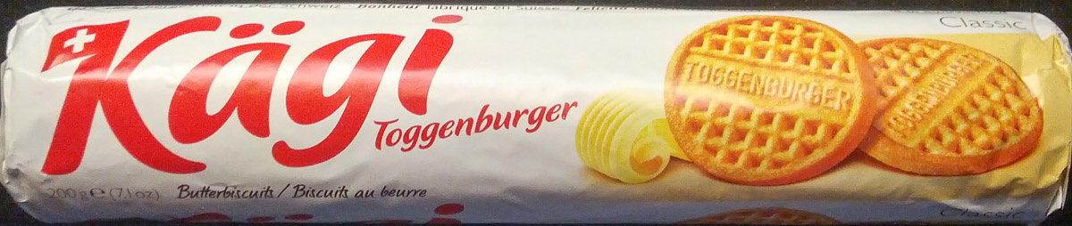 Biscuit au beurre - Produkt - de