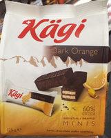 Dark Orange MINIS - Product