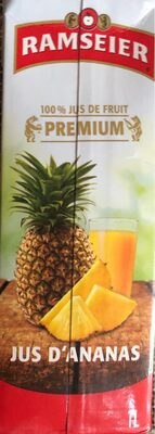 Jus d'ananas premium - 1
