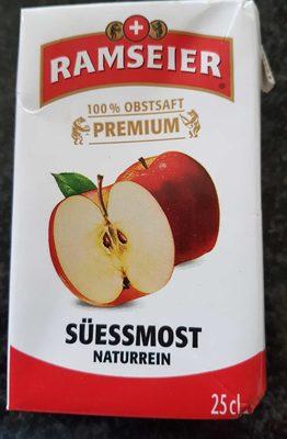 100% jus de pomme Suisse - Prodotto - fr