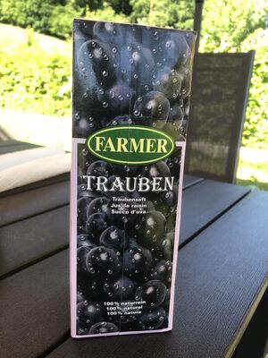 Jus de raisin / Traubensaft - Prodotto - de