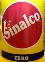 Sinalco Zero - Product - fr