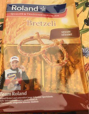 Roland Bretzeli Sesam - Voedingswaarden