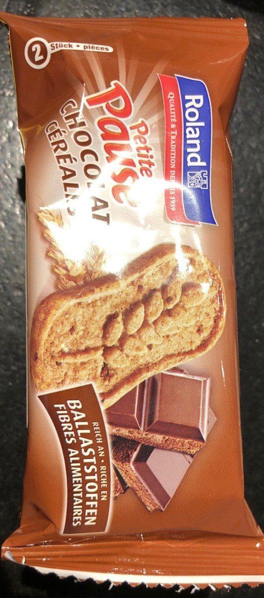 Roland petite pause chocolat céréales - Product