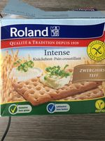 Roland Pain croustillant intense - Product