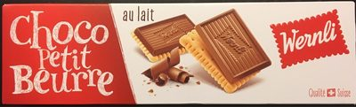 Wernli Choco Petit Beurre - Product