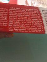 WERNLI JURA WAFFELN ORIGINAL, Schokolade - Nährwertangaben