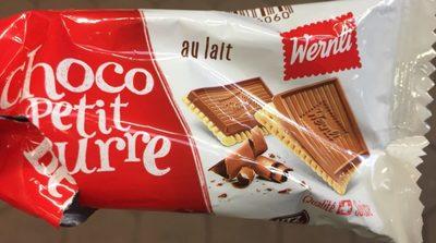 Biscuit avec tablette de chocolat au lait suisse - Prodotto - fr
